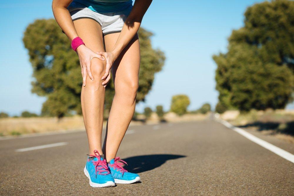 Травмы: повреждение мениска, сухожилий, костей