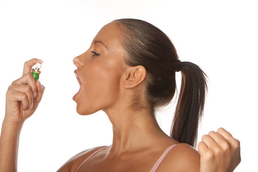 Комплексная терапия при стоматите