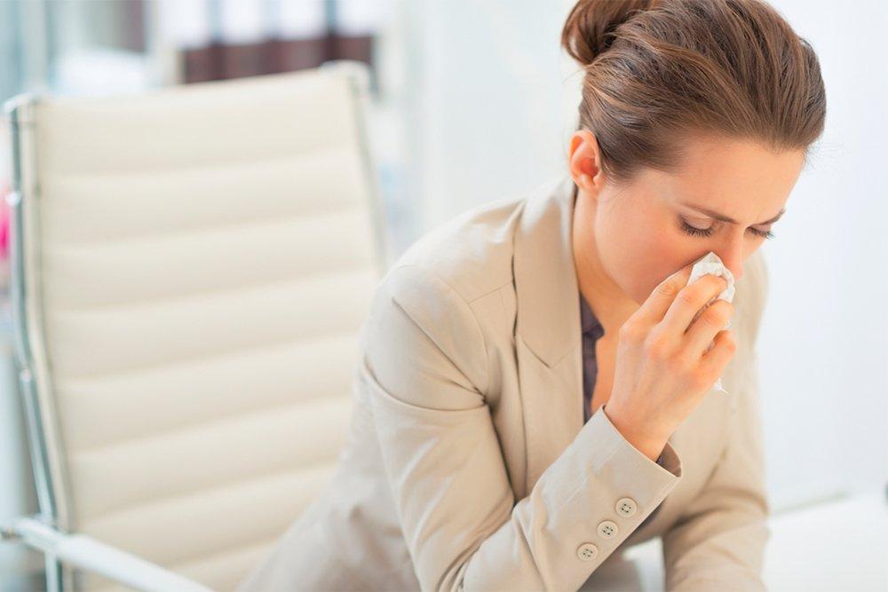 Ошибка №1. Игнорирование симптомов гриппа