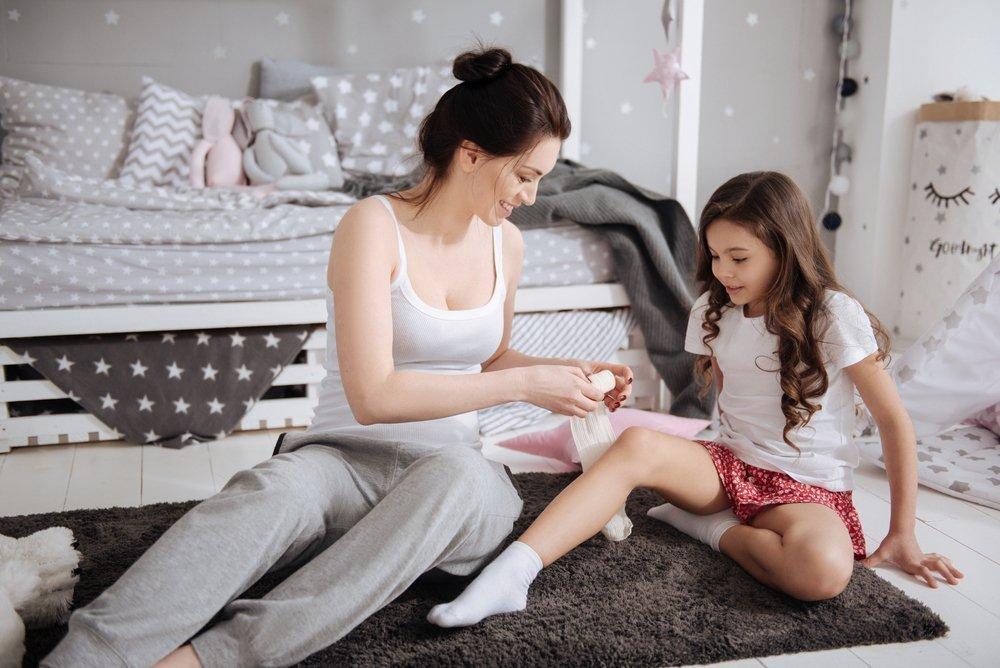 Какие травмы дети получают чаще всего?