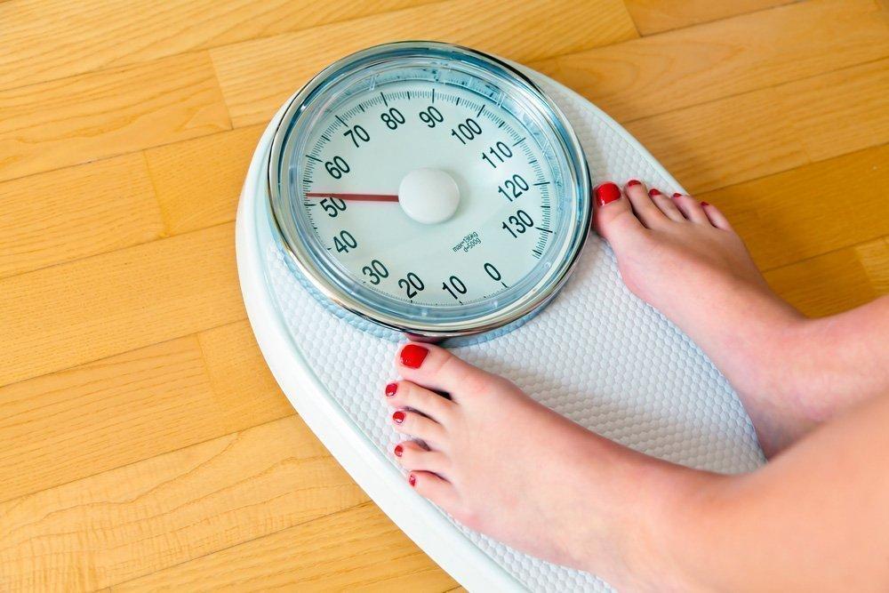 7. Быстрое похудение при язве