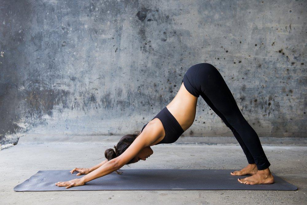 Польза занятий фитнесом на основе йоги
