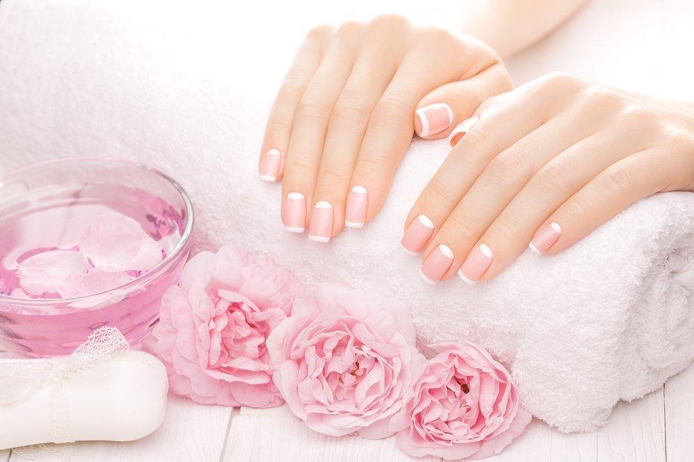 Профилактический уход: забота о руках и ногтях