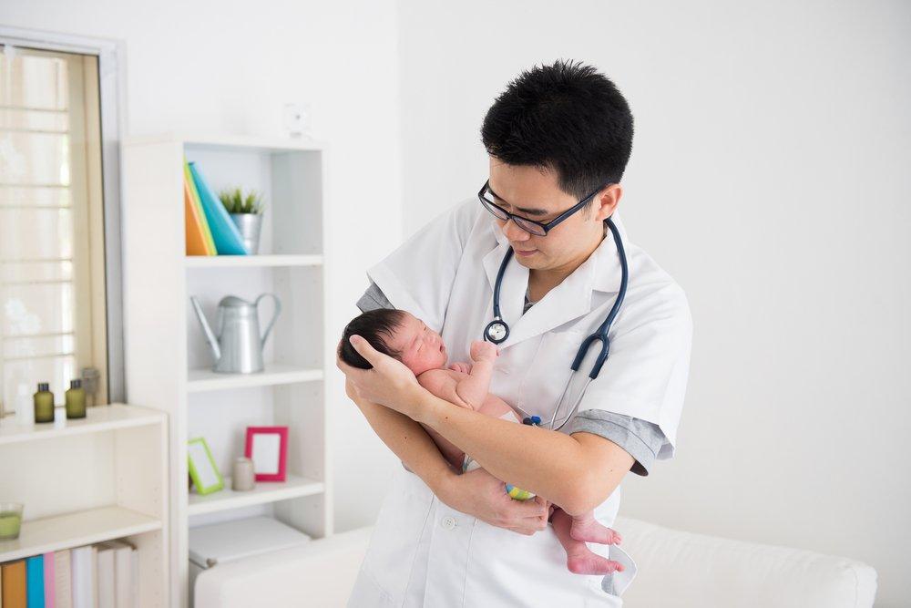 Здоровье ребенка в перспективе