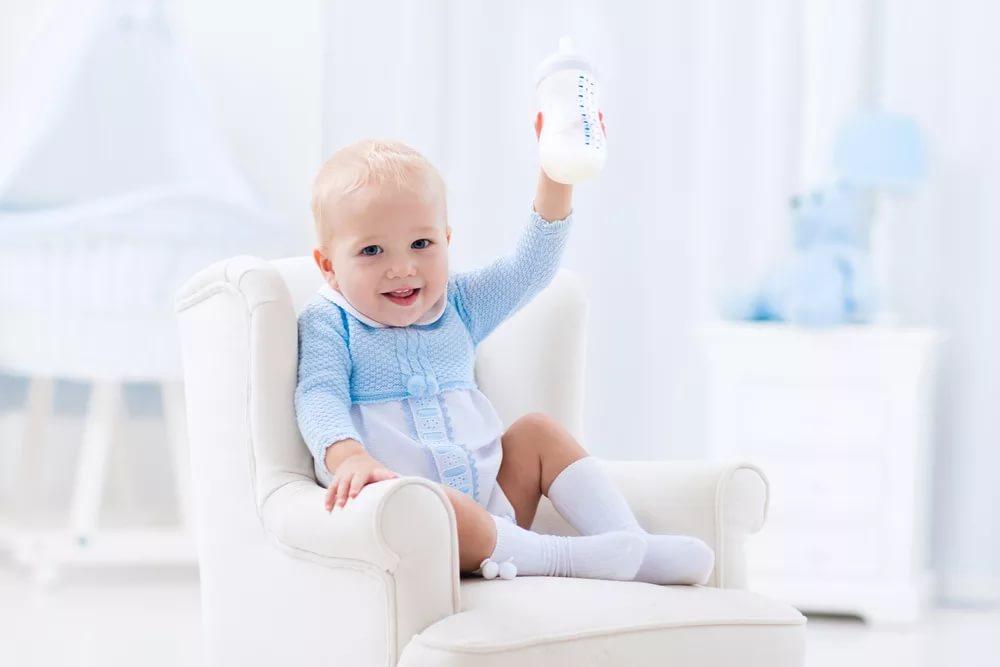 Основа питания ребенка