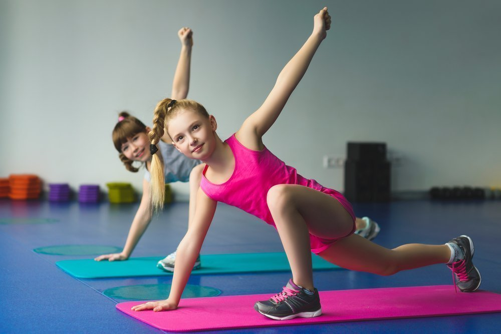 Роль физической нагрузки и активности в жизни ребенка