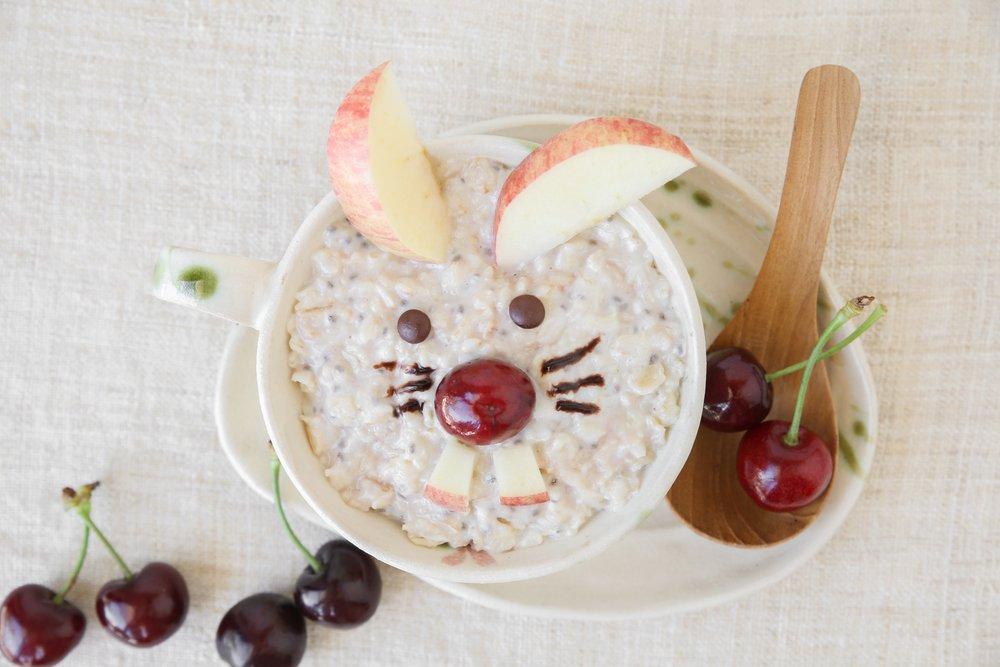 Завтрак для ребенка