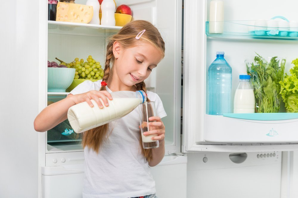 Молоко в жизни человека