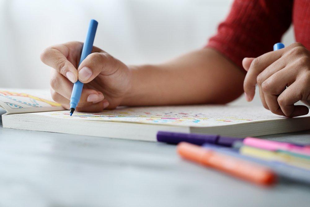 Применение рисования в психотерапии