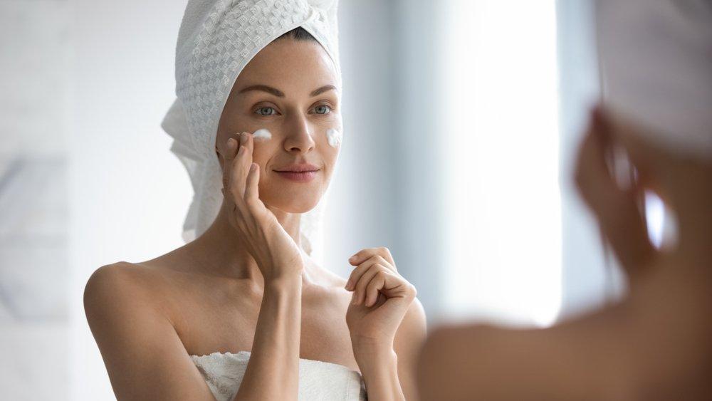 4 типа чувствительной кожи