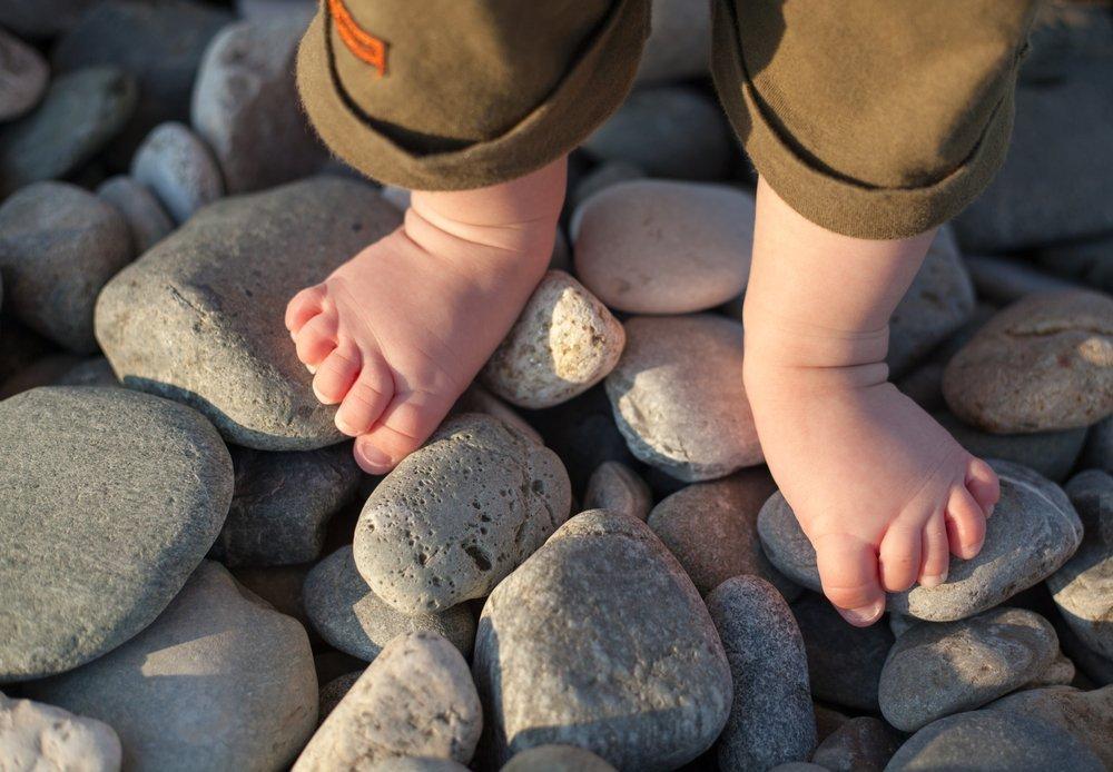 Упражнения для лечения плоскостопия у детей