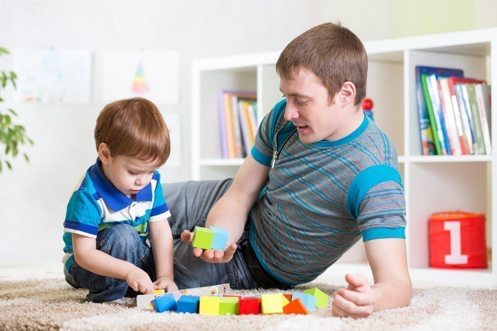 Игры и занятия для детей в возрасте от 2 до 4 лет