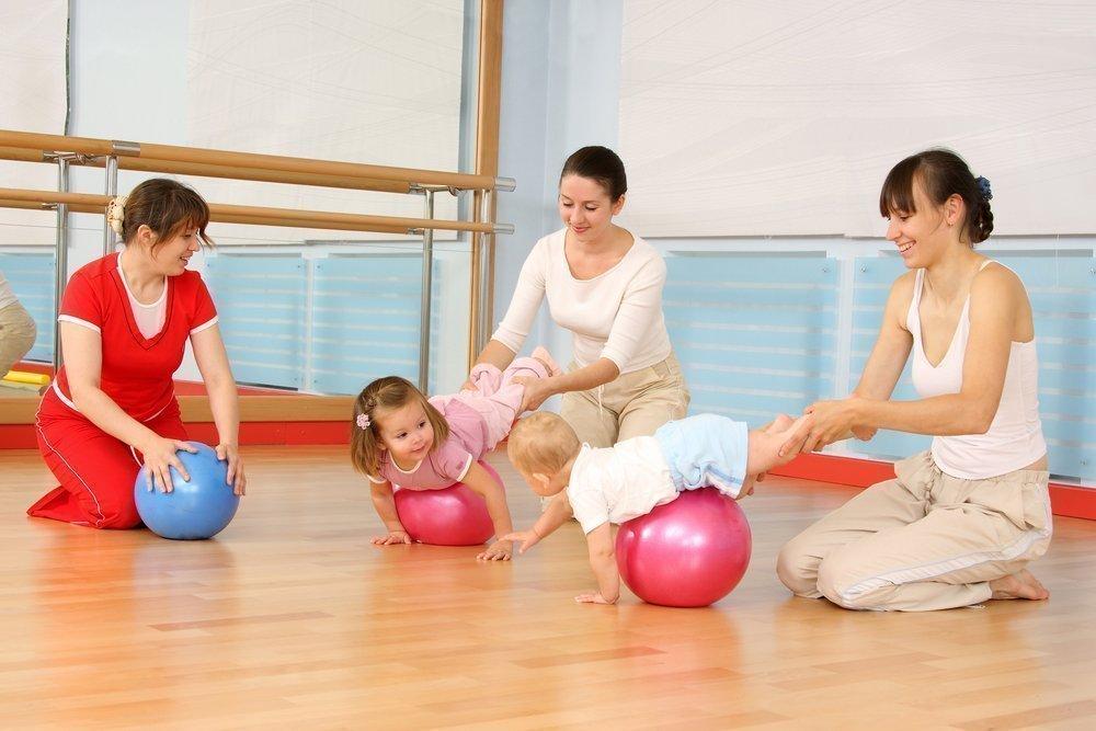 Преимущества детского фитнеса