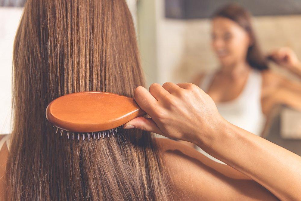 Неправильно расчесываете волосы