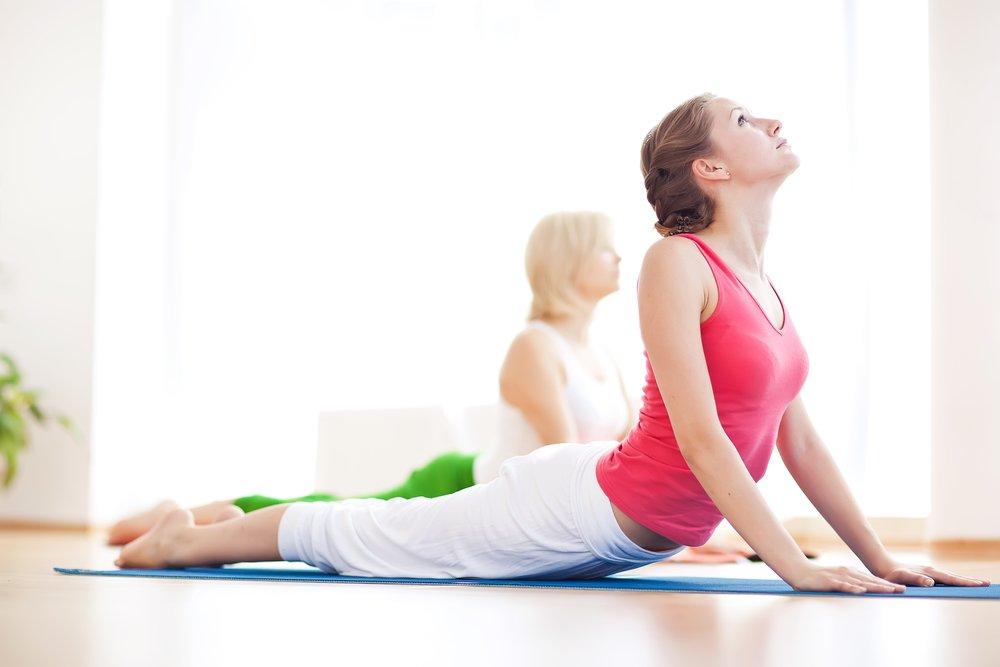Комплексная фитнес-тренировка для позвоночника и мышц кора