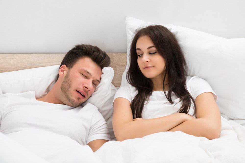 Сон в руку: главные проблемы, связанные со сном. Храп