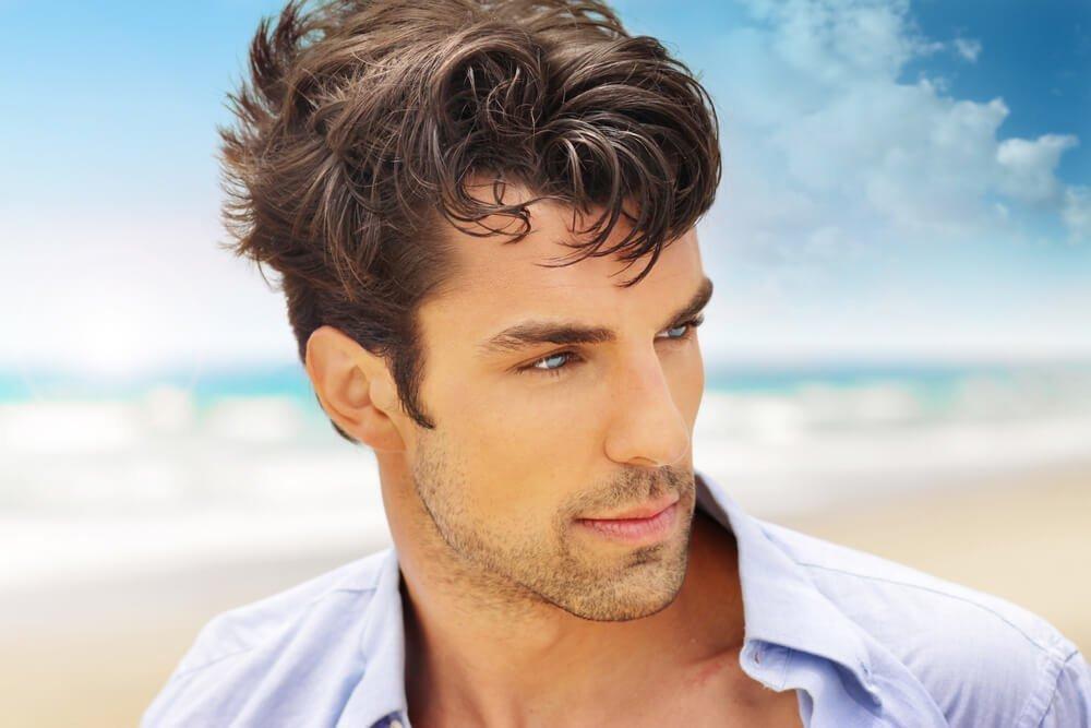 Особенности волос у мужчин и женщин