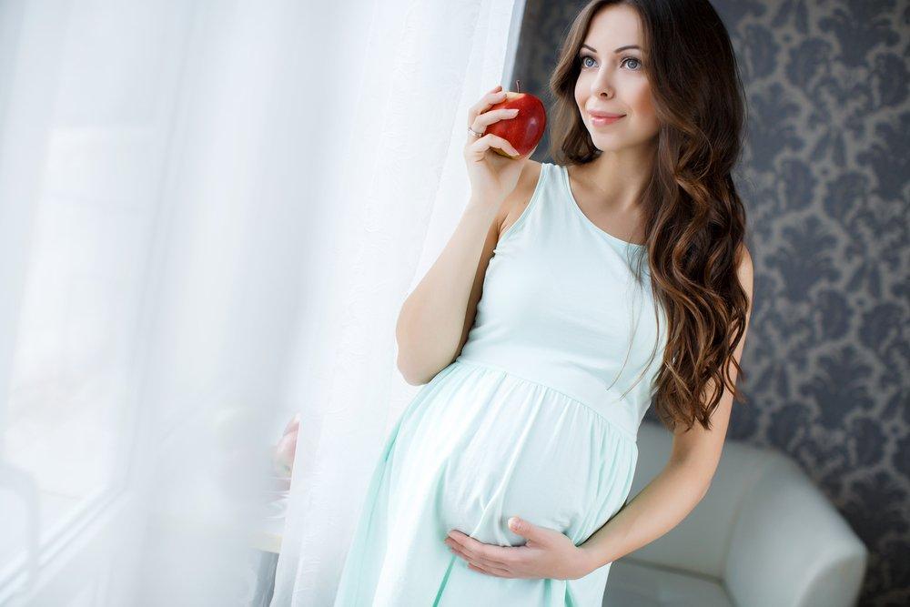 Что влияет на волосы во время беременности
