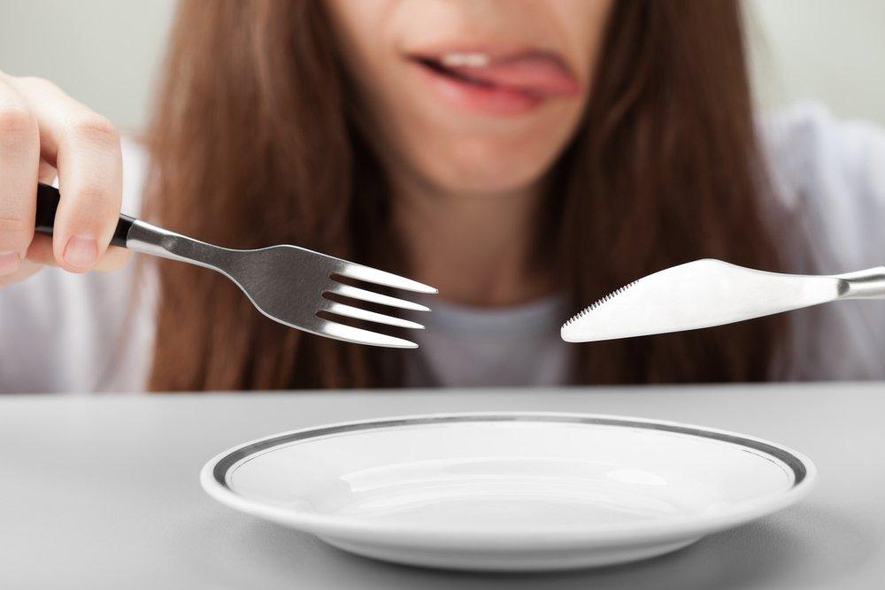 В чем секрет вилочной диеты?