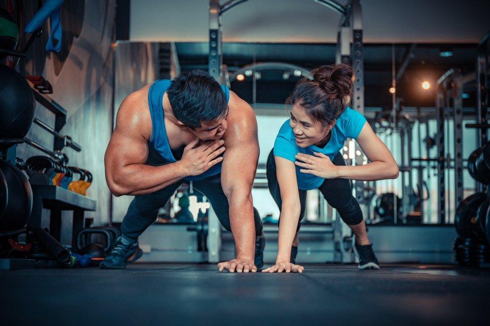 ЗОЖ, фитнес, йога, спорт