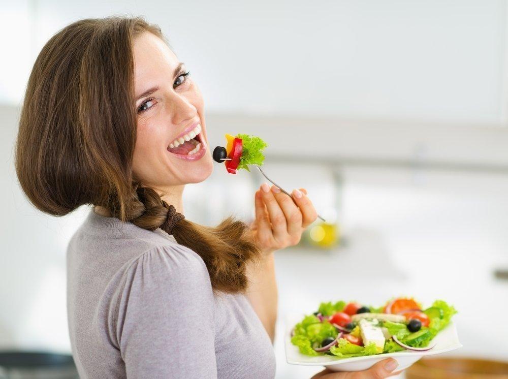 Правильное питание и физическая активность как профилактика запора