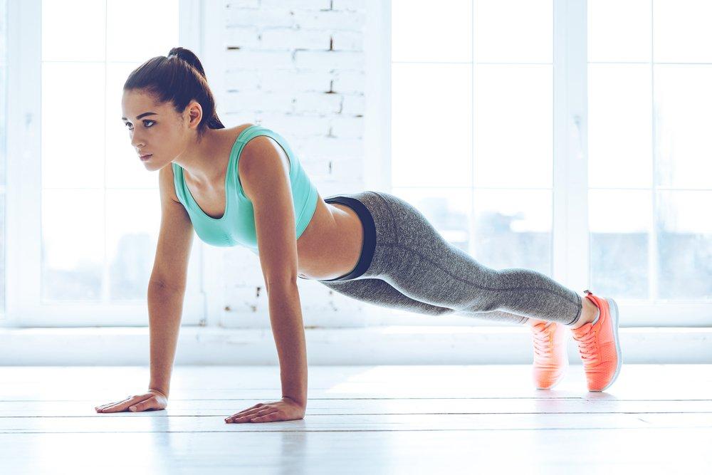 Комплекс упражнений для кардиотренировки