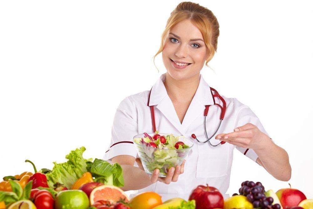 Организация правильного похудения без суровой диеты