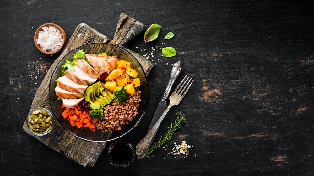 Гречневая диета – меню недели и правила