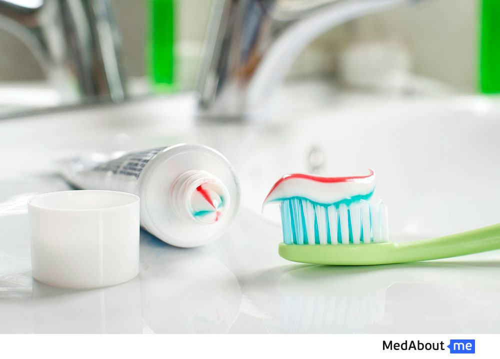 Зубная паста от пародонтоза