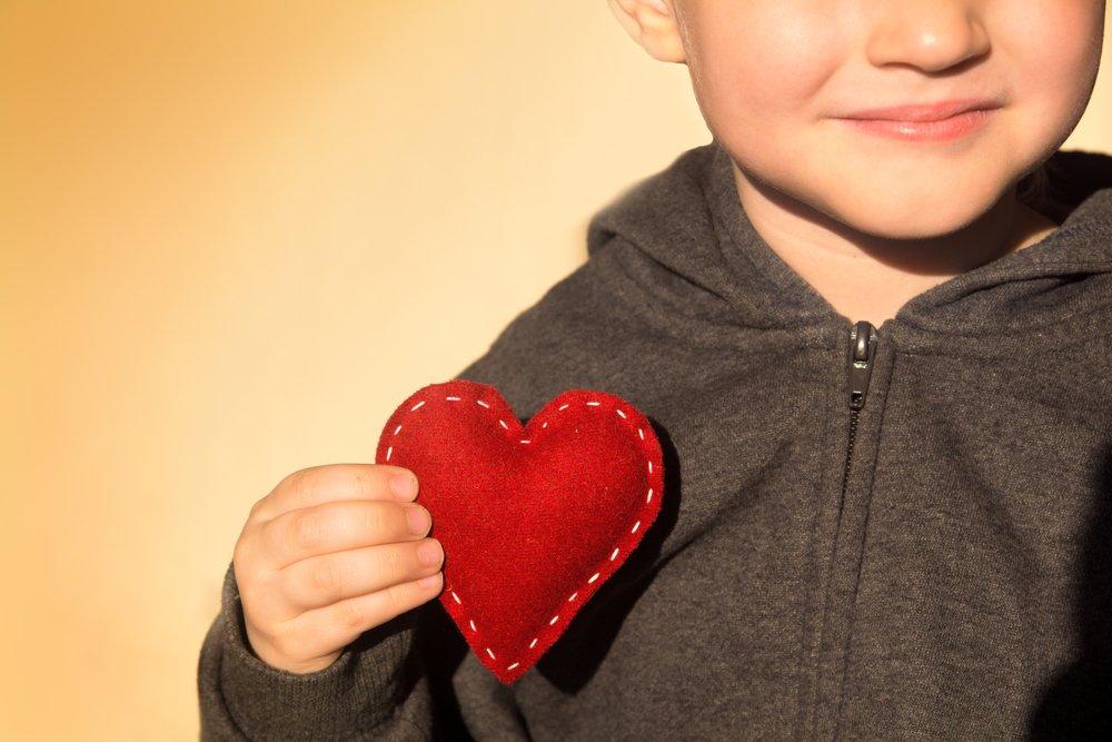 Валентинка-дергунчик: забавное сердечко в подарок