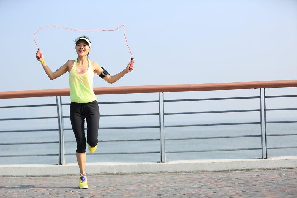Похудение Прыгать На Скакалке. Как похудеть с помощью скакалки