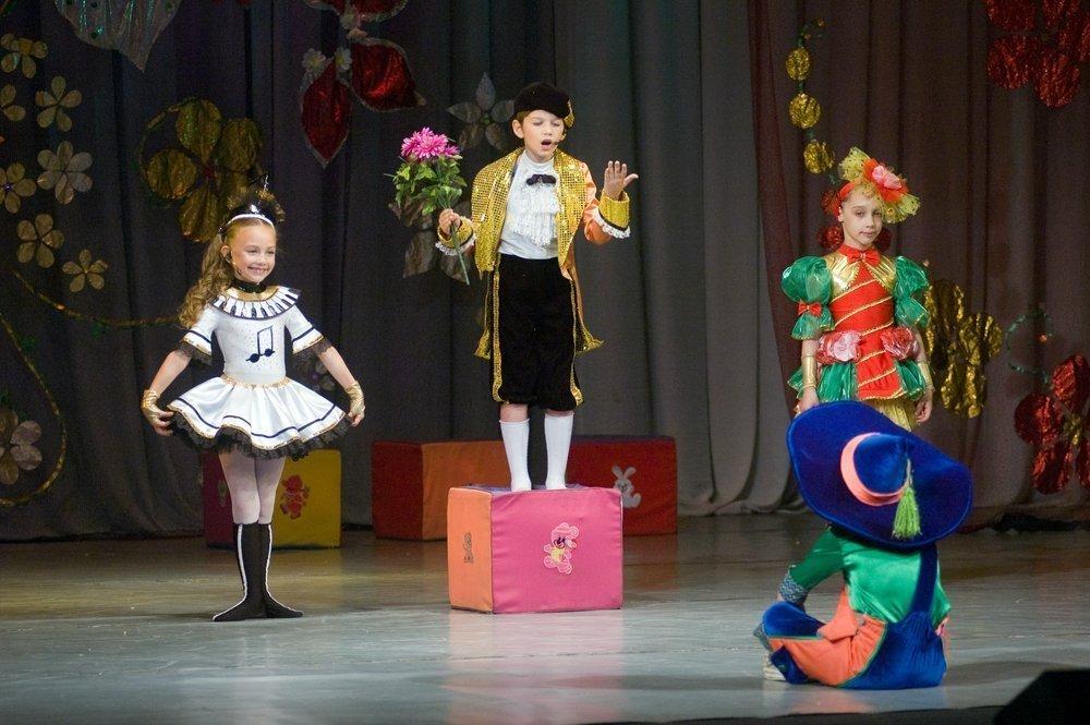 Почему дети любят театр?