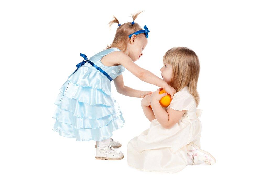 Дети и жадность: в чем причины