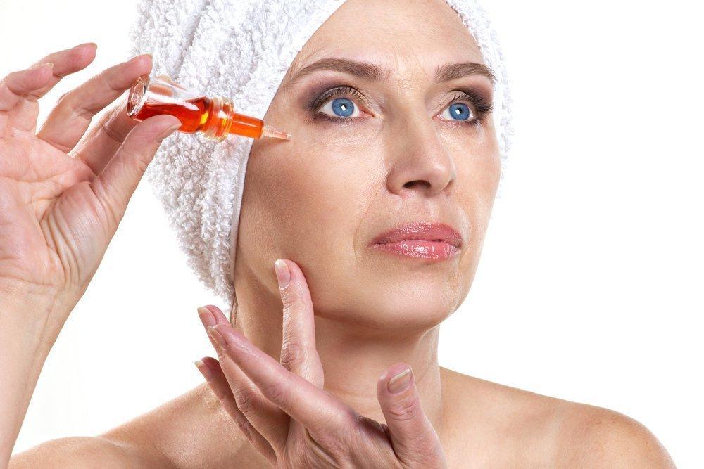 9. Выбирайте косметические продукты с коллагеном