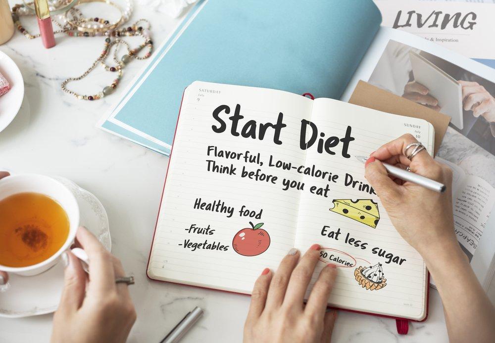 Лишний вес и модные диеты