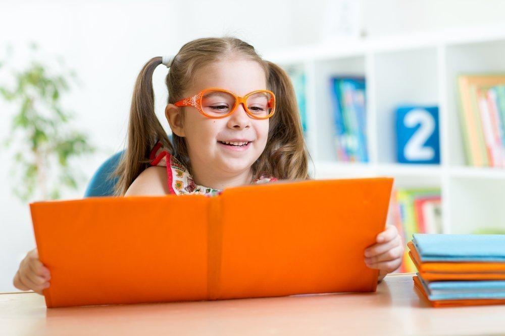 Ребенок постарше: начитанность как преимущество в глазах сверстников