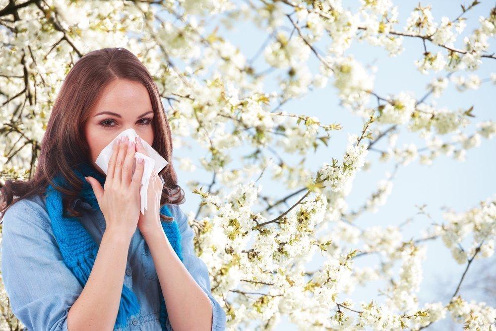 Аллергический конъюнктивит и поллиноз