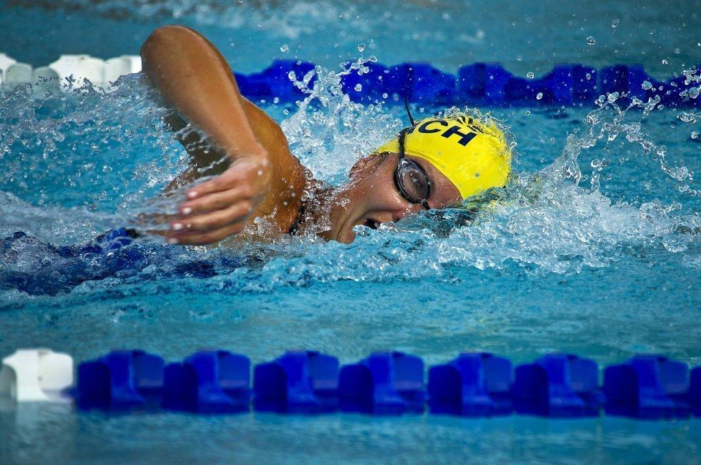 Виды фитнеса на воде