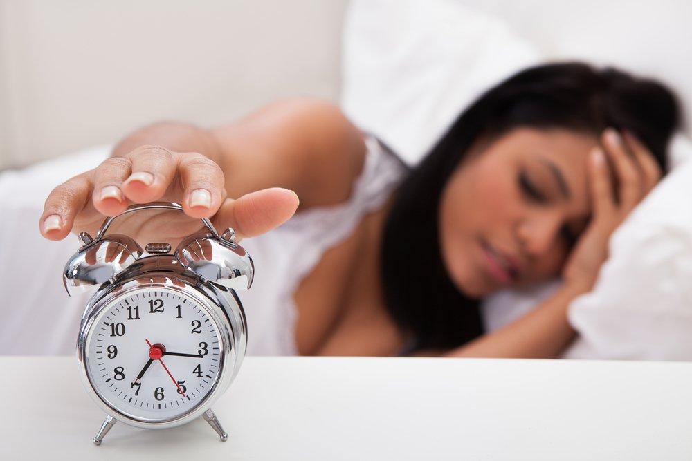 Время сна: а есть ли бессонница?