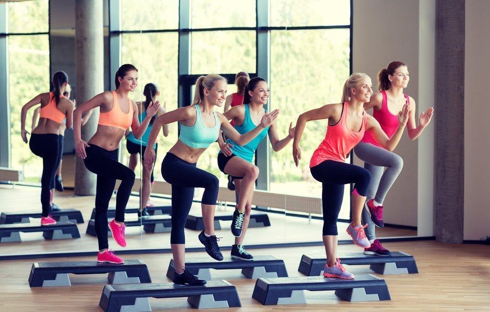 Заблуждения о занятиях фитнесом