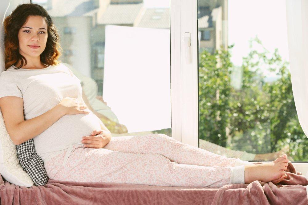 Развитие беременности: какая форма подушки лучше?