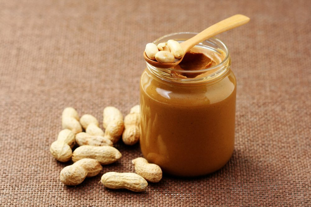 Употребляйте арахисовое масло