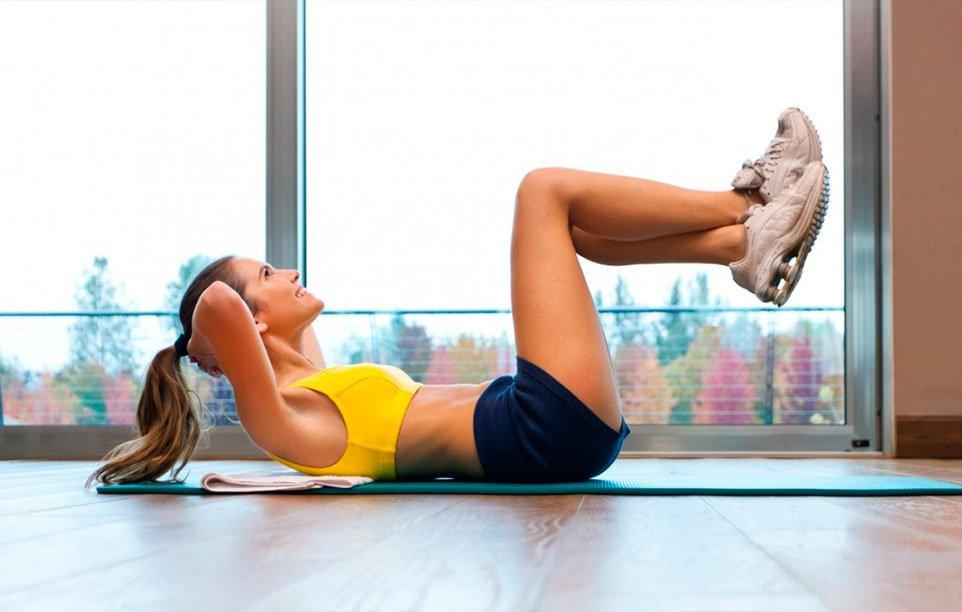 Фитнес-упражнения на разные группы мышц