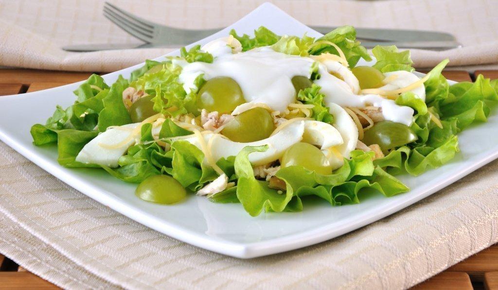 Диетическое питание: «правильные» заправки для салатов
