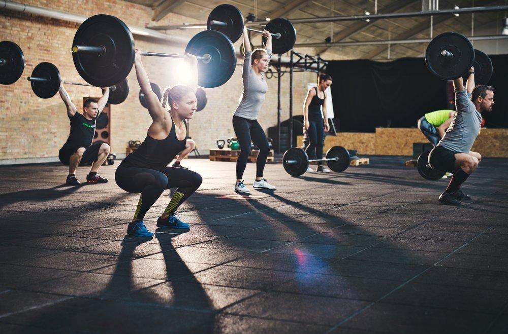 Особенности силовых фитнес-тренировок