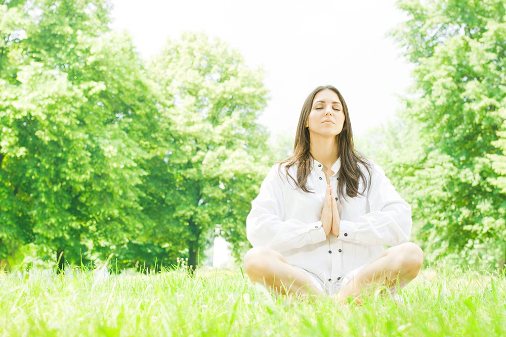 27. Медитируйте