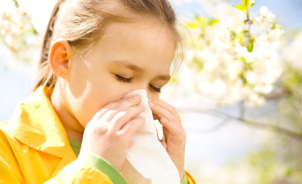 Аллергия — бич нашего времени