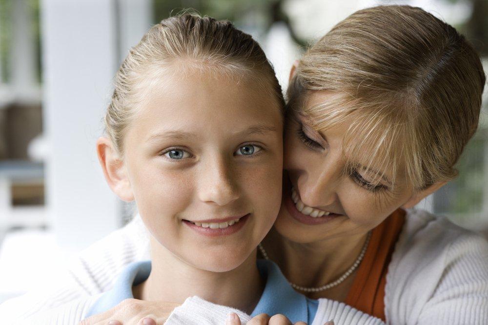 Мать и дочь: границы откровенности родителей