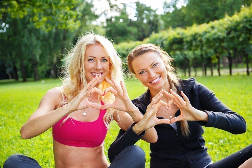Безопасный фитнес при гипертонии