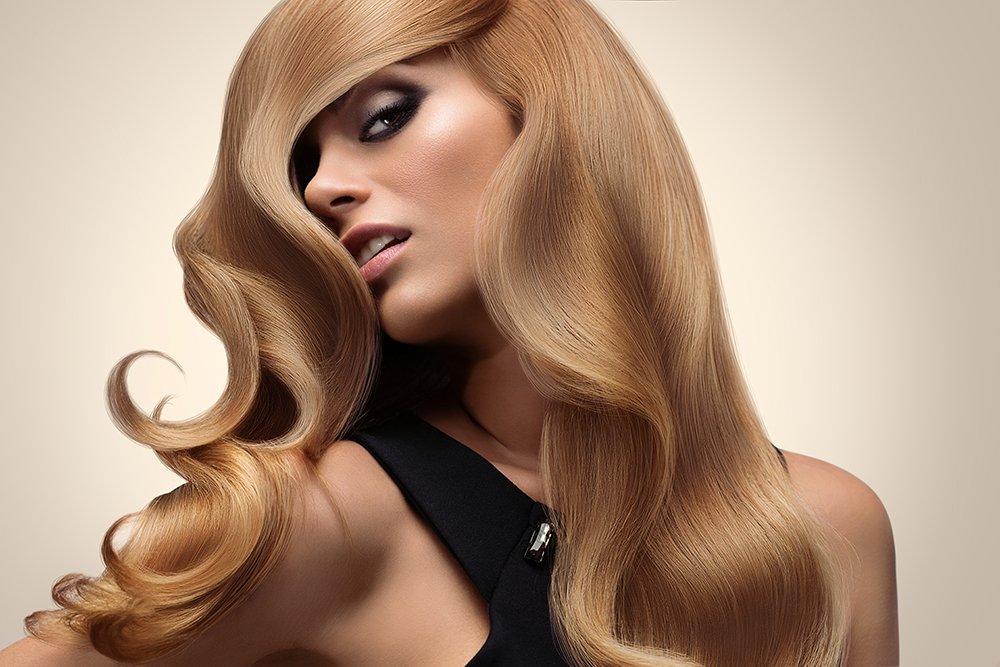 Используйте салонный уход и вы получите красивые волосы